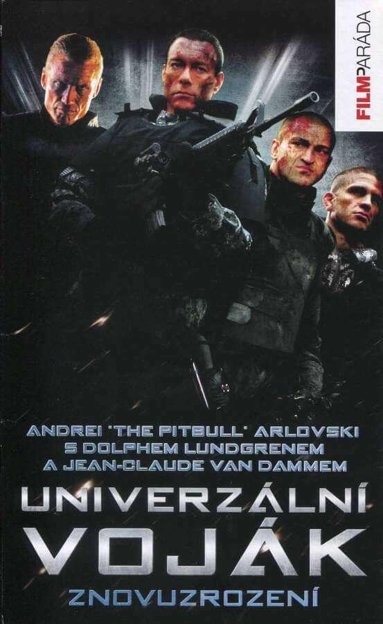 Univerzální voják: Znovuzrození (DVD) (papírový obal)