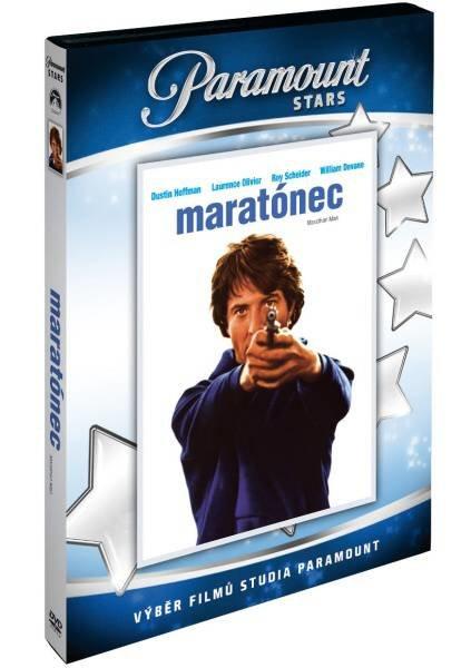 Maratónec (DVD) - edice Paramount Stars