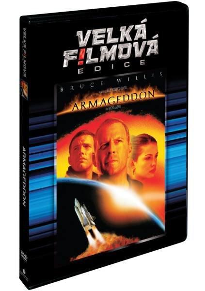 Armageddon (DVD) - velká filmová edice