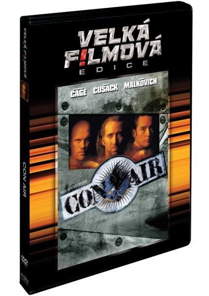 Con Air (DVD) - velká filmová edice
