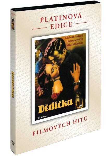 Dědička (DVD) (pouze s českými titulky) - platinová edice