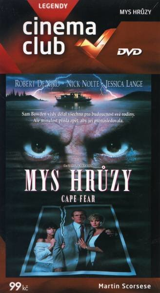 Mys hrůzy (1991) (DVD) - edice Cinema Club