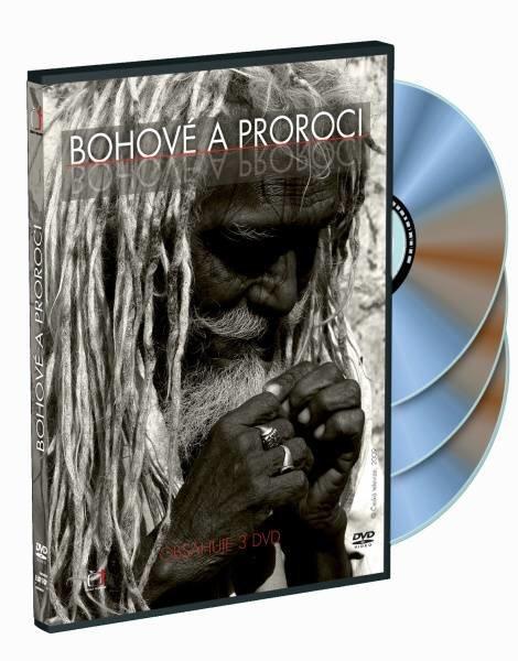 Bohové a proroci - 3xDVD (15 dílů)