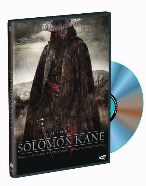 Solomon Kane (James Purefoy) (DVD)