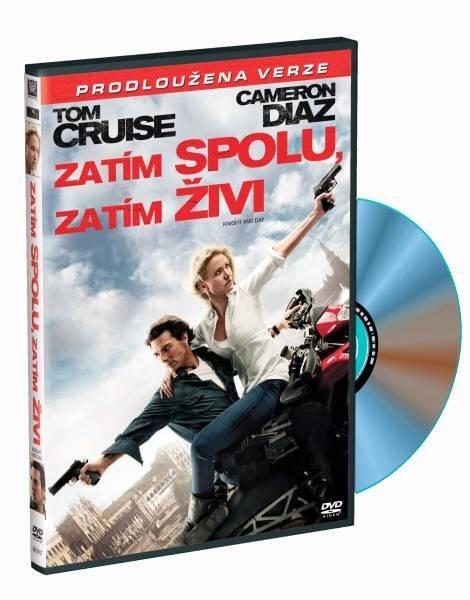 Zatím spolu, zatím živí (DVD) - prodloužená verze