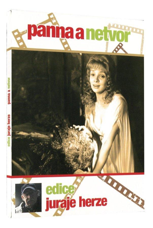 Panna a netvor (DVD) - edice Juraje Herze