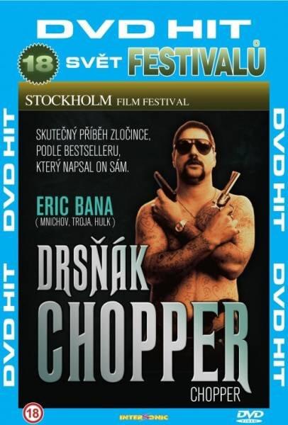 Drsňák Chopper - edice DVD-HIT (DVD) (papírový obal)