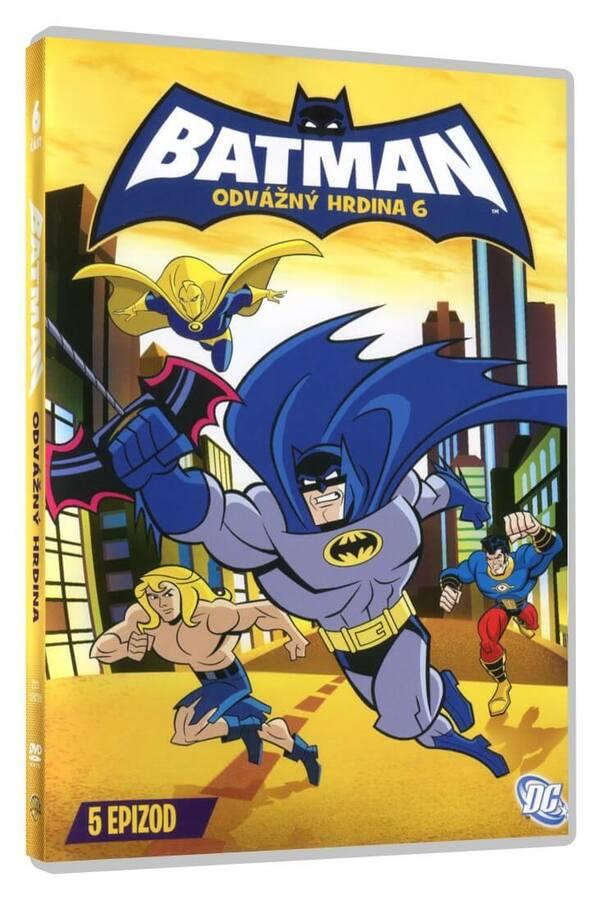 Batman: Odvážný hrdina 6 (DVD)