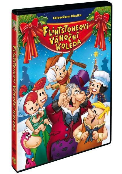 Flintstoneovi: Vánoční koleda (DVD)