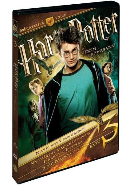 Harry Potter a vězeň z Azkabanu S.E. - 3xDVD