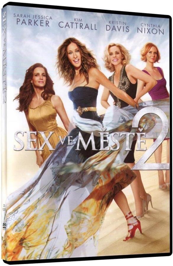Sex ve městě 2 (FILM) (DVD)