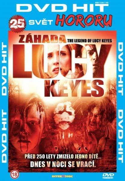 Záhada Lucy Keyes - edice DVD-HIT (DVD) (papírový obal)