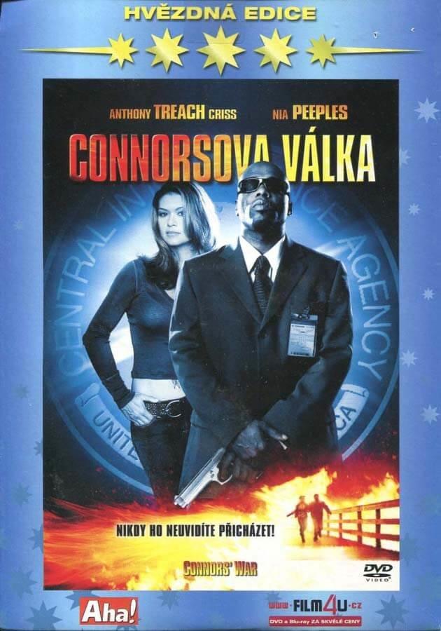 Connorsova válka - hvězdná edice (DVD) (papírový obal)