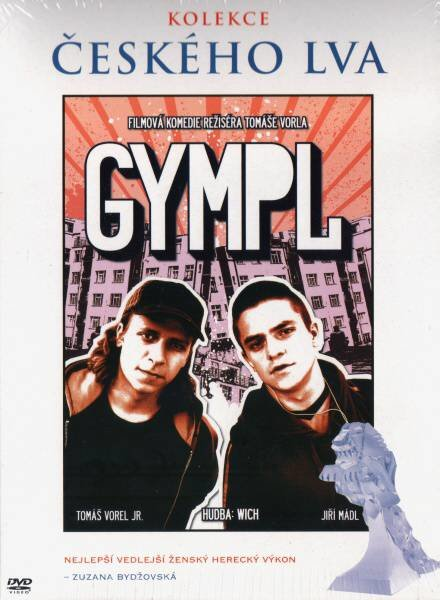 Gympl (DVD) (papírový obal)