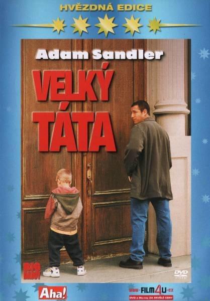 Velký táta (DVD) (papírový obal)