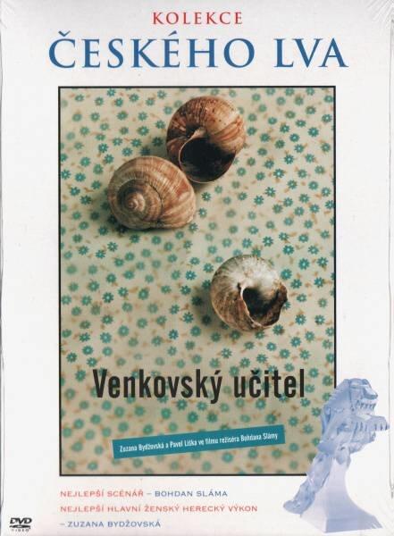 Venkovský učitel (DVD) (papírový obal)