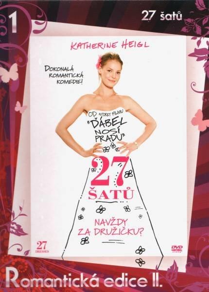 27 šatů (DVD) - romantická edice II.