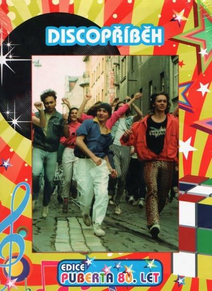 Discopříběh (DVD) - edice Puberta 80. let