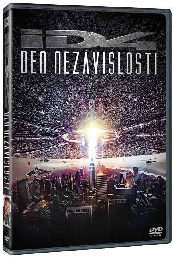 Den nezávislosti (DVD) - prodloužená verze