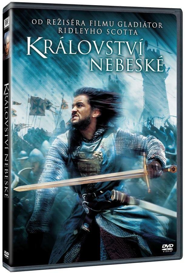 Království nebeské (DVD)