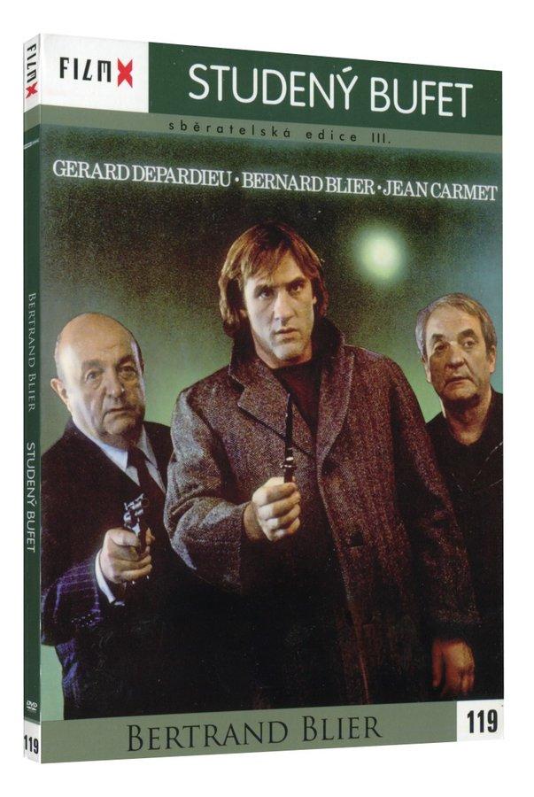 Studený bufet (DVD) - edice Film X