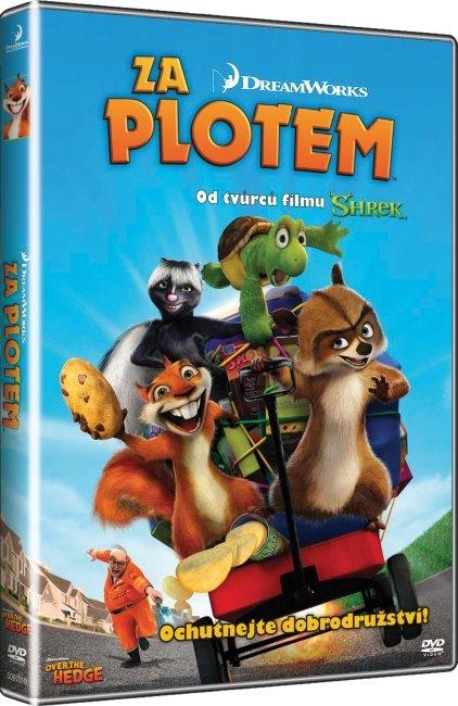 Za plotem (DVD)
