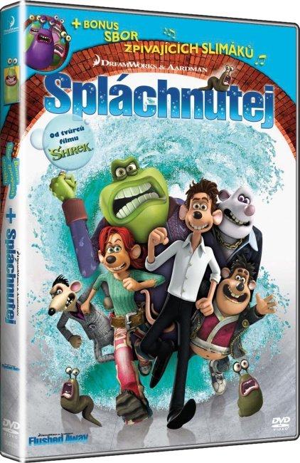 Spláchnutej (DVD)