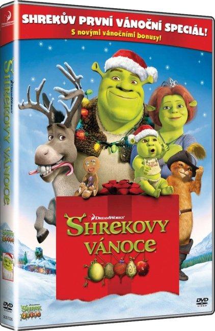 Shrekovy vánoce (DVD)