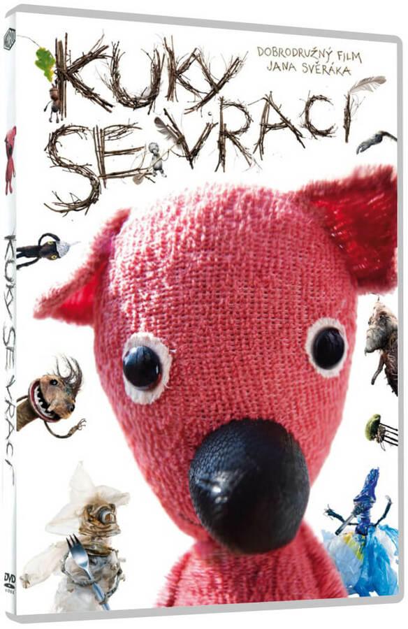 Kuky se vrací (DVD)