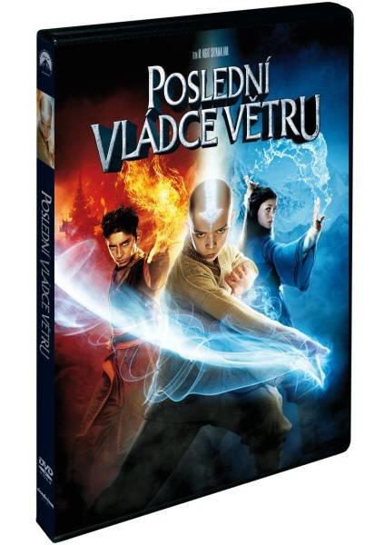 Poslední vládce větru (DVD)