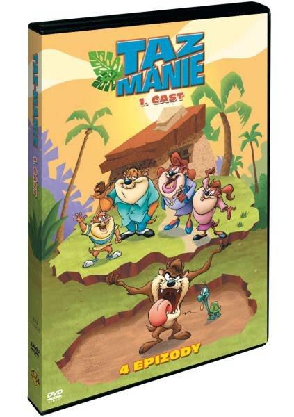 Taz-mánie (DVD)