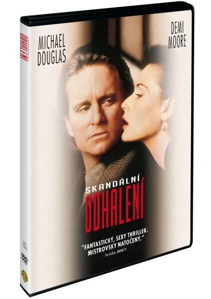 Skandální odhalení (DVD)