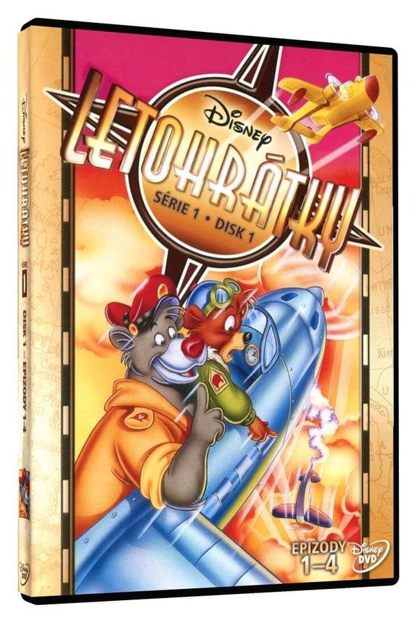 Letohrátky 1. sezóna - Disk 1 (DVD)