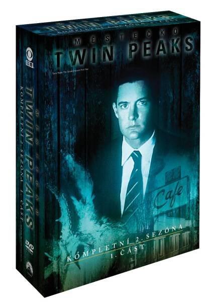 Městečko Twin Peaks 2. sezóna - 3xDVD - 1. část