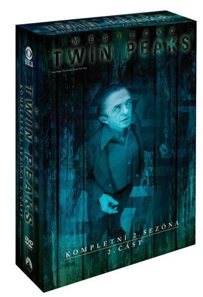 Městečko Twin Peaks 2. sezóna - 3xDVD - 2. část