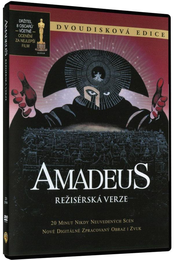 Amadeus (2 DVD) - režisérská verze
