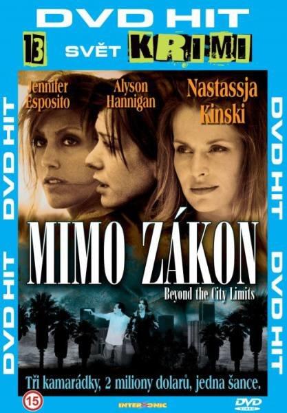 Mimo zákon - edice DVD-HIT (DVD) (papírový obal)