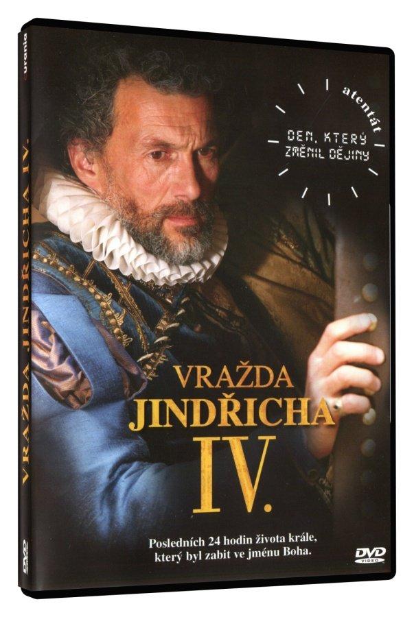Vražda Jinřicha IV. (DVD)