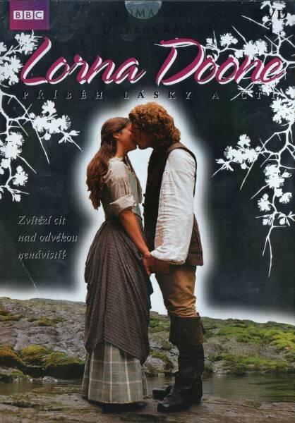 Lorna Doone - Romance R.D. Blackmore - DVD 1 (papírový obal)