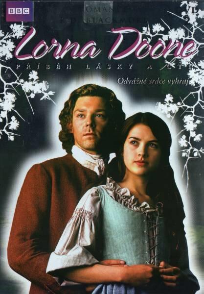 Lorna Doone - Romance R.D. Blackmore - DVD 2 (papírový obal)