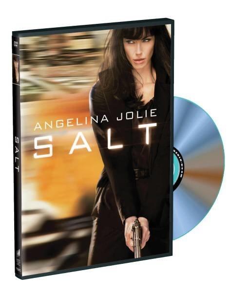 Salt (DVD) - 3 verze filmu