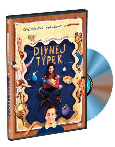 Divnej týpek (DVD)