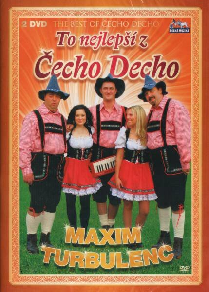 To nejlepší z Čecho Decho - 2xDVD