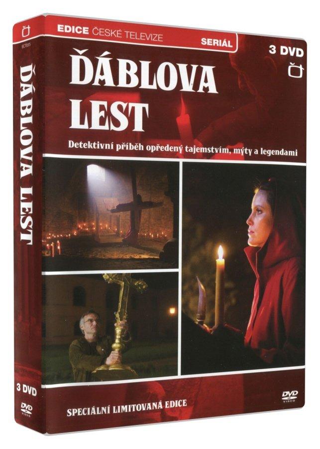 Ďáblova lest (3 DVD)