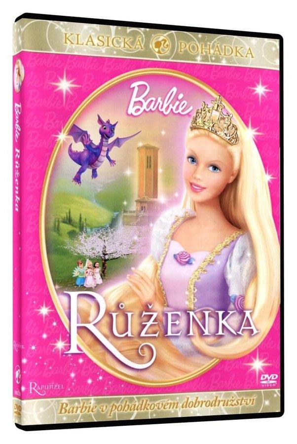 Barbie Růženka (DVD)