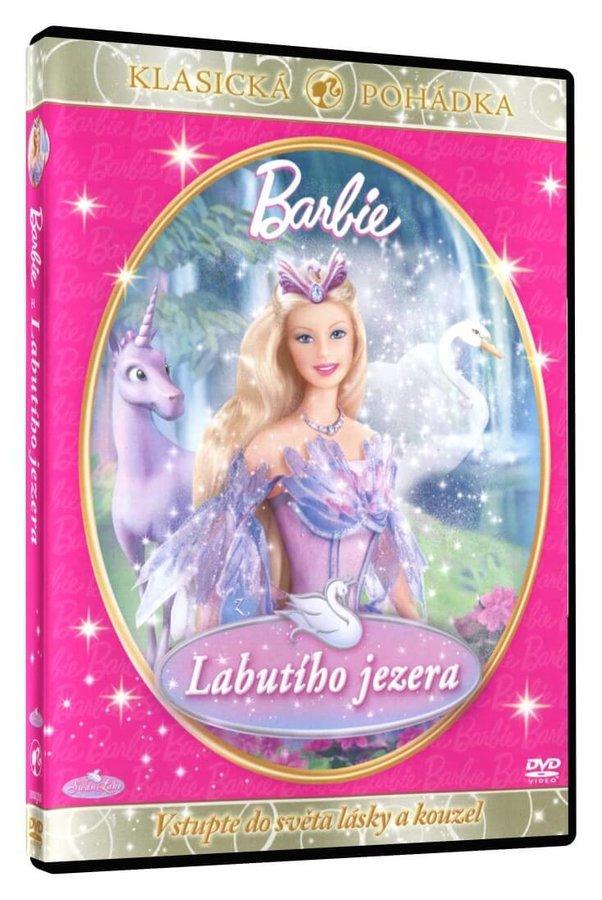 Barbie z Labutího jezera (DVD)