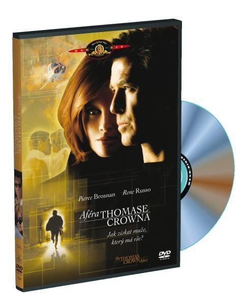 Aféra Thomase Crowna (DVD)
