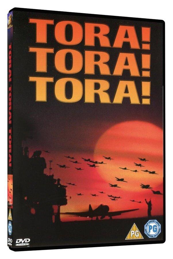 Tora! Tora! Tora! (DVD) - DOVOZ