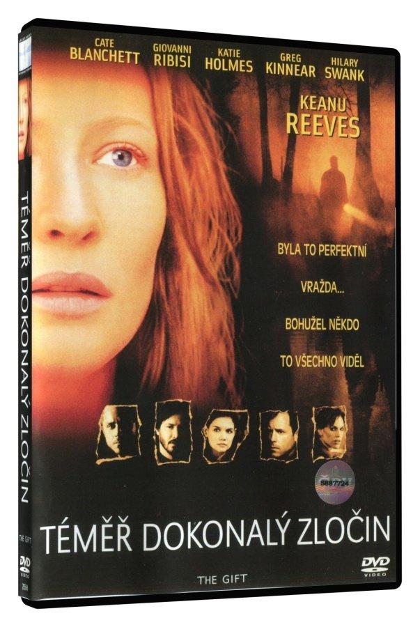 Téměř dokonalý zločin (DVD)
