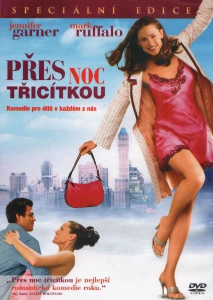 Přes noc třicítkou (DVD)
